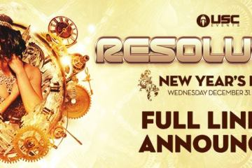 Resolution Seattle New years