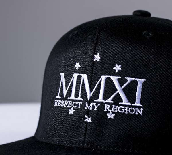 mmxi close up snapback respect my region Respect My Region Merchandise Finally Available - Exclusive Designs x Limited Stock = Order Before We Sell Out!