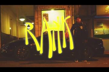 Jarv Dee - Rank (Music video)