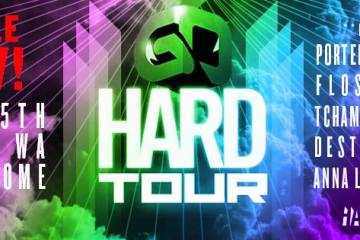 Go hard tour Seattle