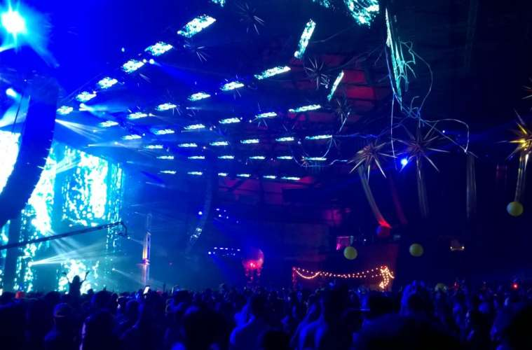 FreakNight main stage
