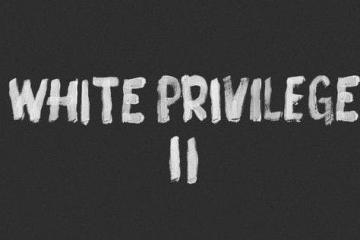 White privilege 2