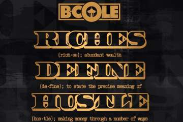 b. cole - riches define hustle ep seattle street music