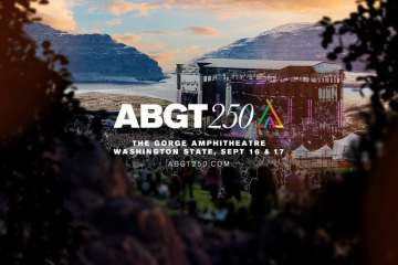 Above and Beyond Set Marquee Group Therapy 250 for The Gorge