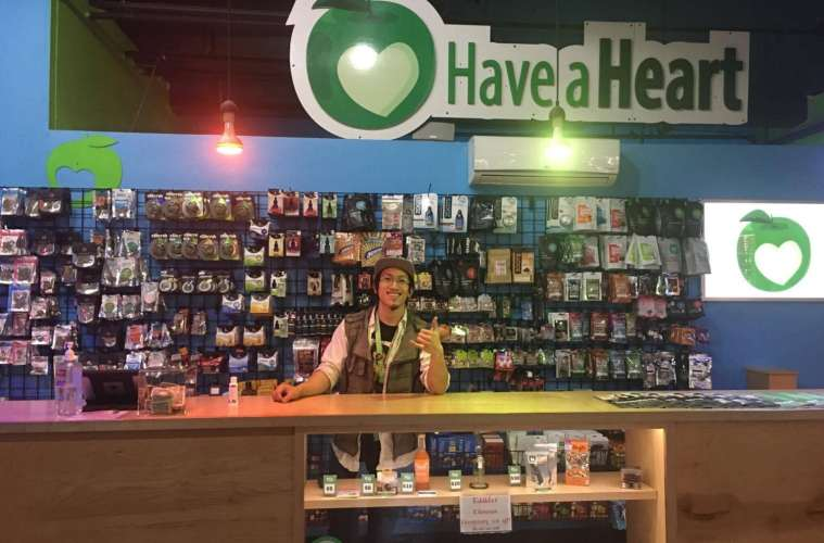 The People of Legal Cannabis: Tony Chung   Consultant at Have a Heart