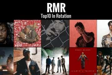 RMR April Top10 In rotation