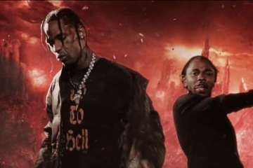 Travis Scott releases the music video to Goosebumps featuring Kendrick Lamar.