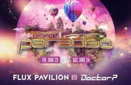 Flux Pavilion b2b Doctor P's 🔥 Set @ Paradiso 2017