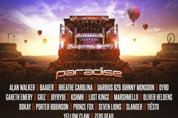 Not Able To Attend an EDM Festival This Summer? Tune Into RMR's Paradiso Live Stream All Weekend Long