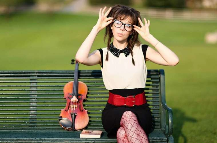 Lindsey Stirling Talks Gender Equality in the Electronic Music Scene