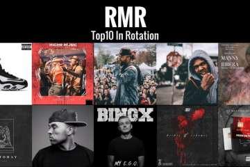 top10 in rotation June 2017