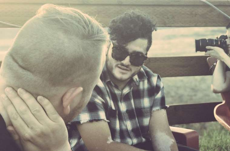 Boombox Cartel Interviews @ The Gorge During Paradiso Festival
