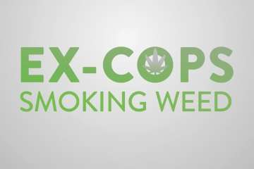 Ex-Cops Smoking Weed & Taking A Sobriety Test | WatchCut