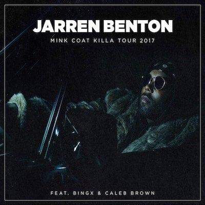 RMR's Guide To Live Hip-Hop in Seattle July 2K17: Jarren Benton