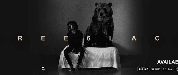 6LACK in Seattle at Showbox Sodo | Tickets On Sale 8/17