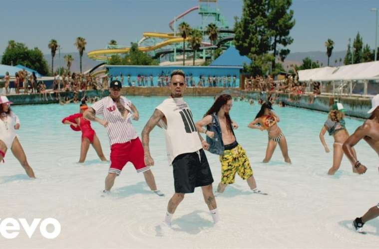 Chris Brown - Pills & Automobiles Music Video