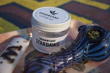 Reviewing Sugarleaf's Stardawg Cannabis Strain