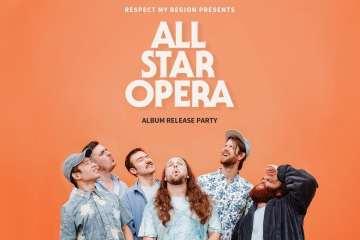 all star opera album release show