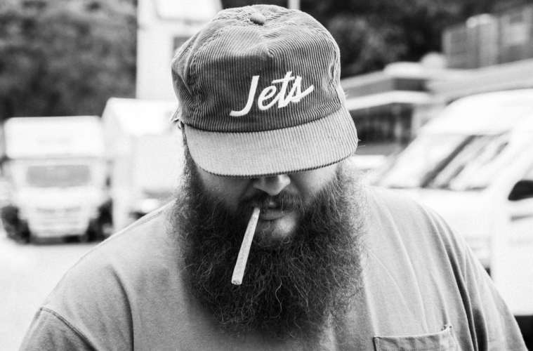 Action Bronson at Showbox