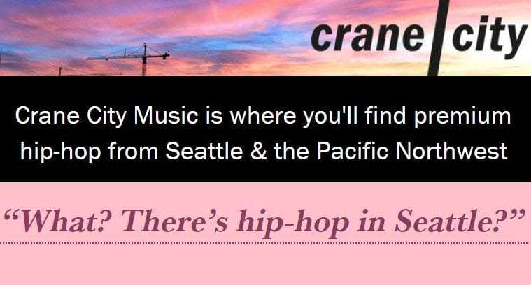Crane City Music: The Ultimate Resource To Explore Seattle Hip-Hop