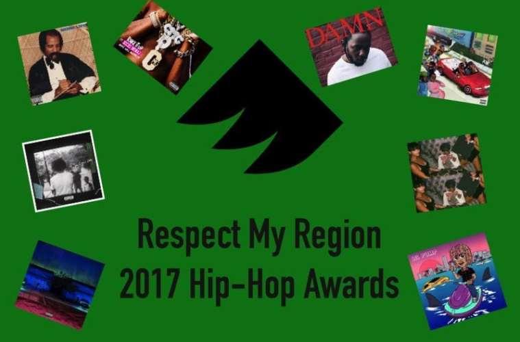 2017 Respect My Region Hip Hop Awards