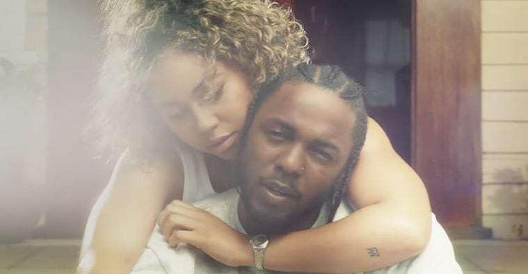 "Watch Kendrick Lamar's ""LOVE."" Music Video"