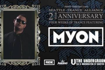 Miss MS54? Don't Miss Myon's Seattle Solo Debut!
