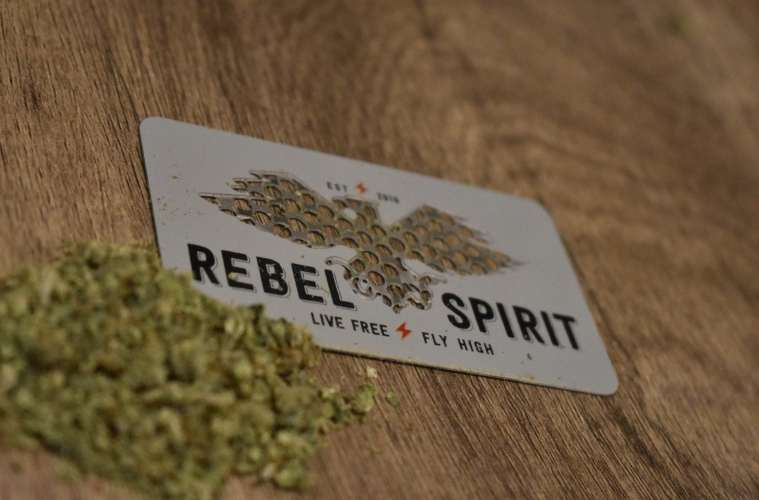 Learn How To Use A Cannabis Grater (Ft. Rebel Spirit