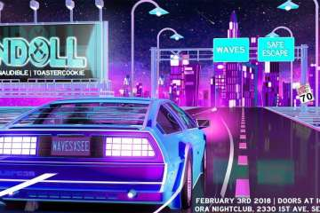 WAVES x SEE Present: Kendoll - A House Music Event At Ora Seattle