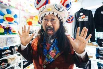Takashi Murakami Presents: The Octopus Eats Its Own Leg in Vancouver