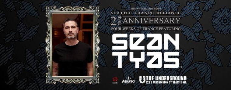 Continue The STA Anniversary Party With Sean Tyas