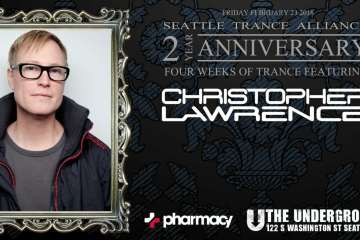 Epic Finale of STA Anniversary: Christopher Lawrence 2/23