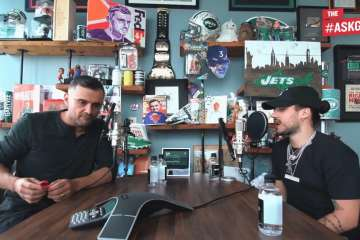 Russ & Gary V On The #AskGaryVee Podcast - Throwback Motivation