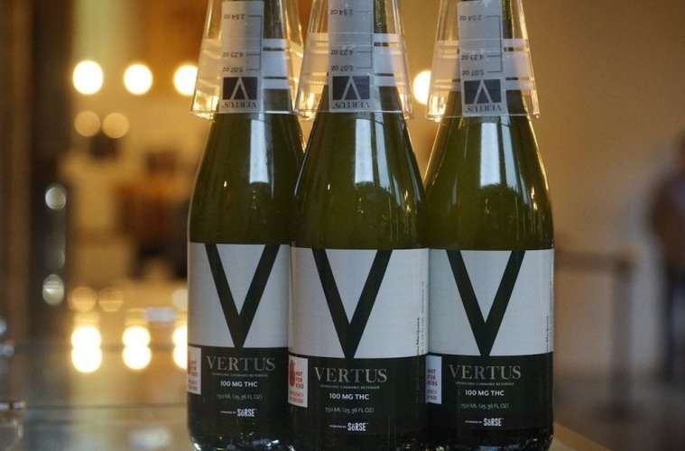 """Weed """"Champagne"""" Available In Washington State Ft. Vertus"""