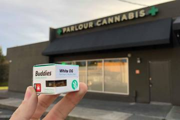 Ask For Buddies Brand Concentrates At Parlour Cannabis In Oregon