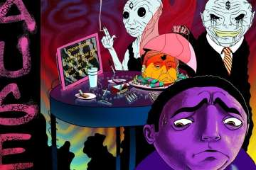 The Dead Phone Dummiez Are A Five-Piece Hip-Hop Group From Vancouver WA