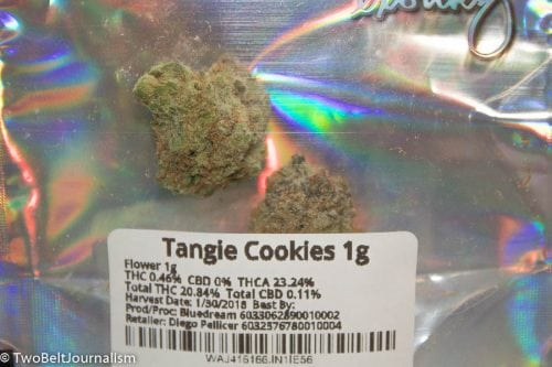 Give Exotikz Tangie Cookies Strain A Try If You Love Orange