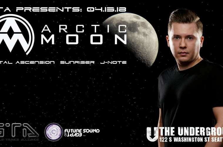 Arctic Moon Returns To The Underground On Friday The 13th