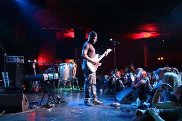 Wyclef Jean At ShowBox Market Was A Grade A Performance