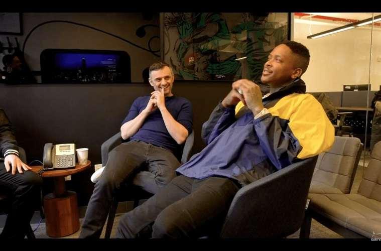 Watch YG 4Hunnid & Gary V Talk Music, Business, + Branding