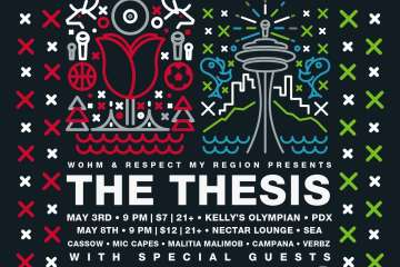 The Thesis: Bringing Artists Together In Portland And In The PNW
