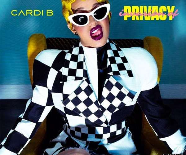 "Cardi B Drops New Album ""Invasion of Privacy"""