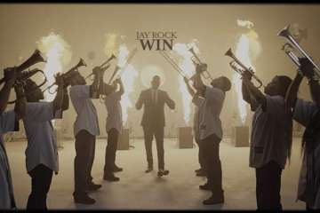 """Check Out Jay Rock's Video For His New Single """"WIN"""""""