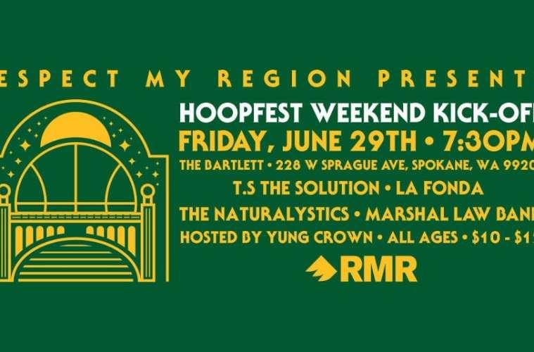 spokane hoopfest event nightlife