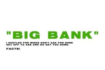 "Have You Heard YG's New Single ""Big Bank""?"