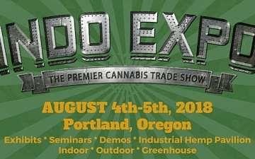 Indo Expo Portland's Indo Expo Is A Cannabis Tradeshow