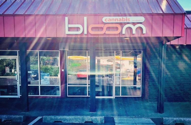 Bloom Cannabis Is A Kind, And Well-Stocked Rec Shop In Tacoma
