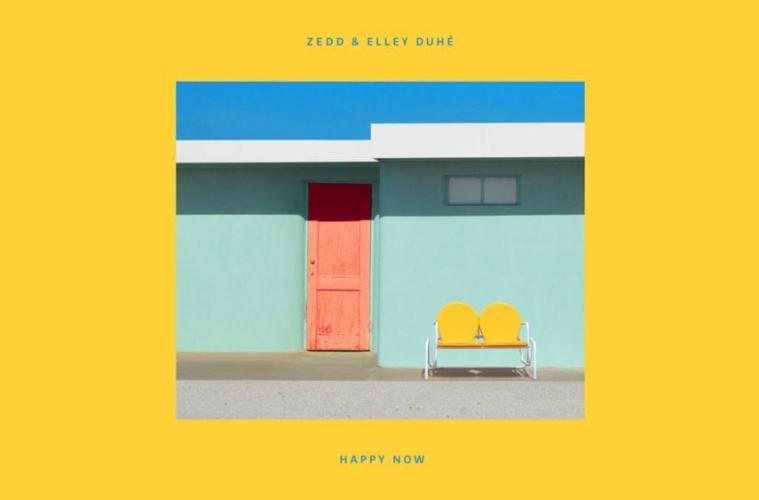 "Zedd Drops New Single ""Happy Now"" Featuring Singer-Songwriter Elley Duhé"