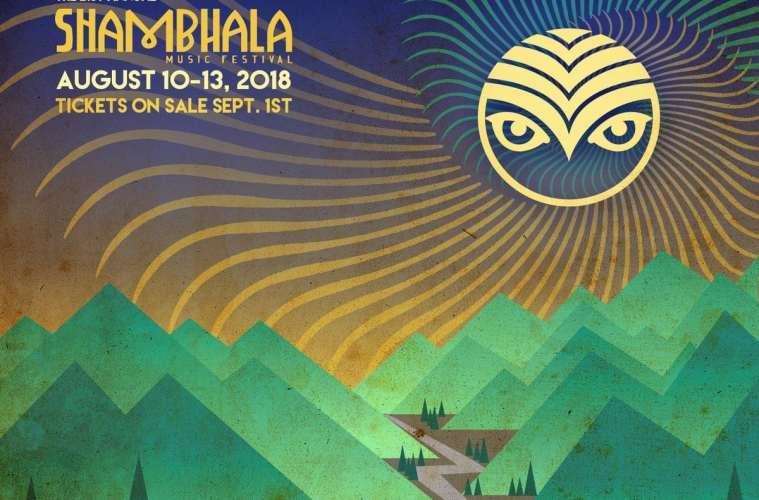 Get To Know All The Crazy Cool Stages At Shambhala Music Fest 2018