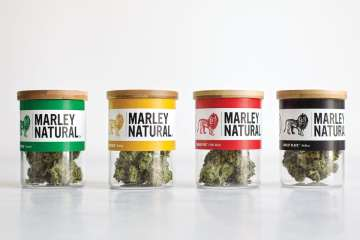 Marley Natural Is Bob Marley's Official Brand Available In WA and CA